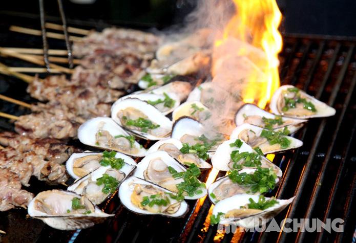 Buffet tối kiểu Thái - Nhà hàng Con Voi Vàng - 3