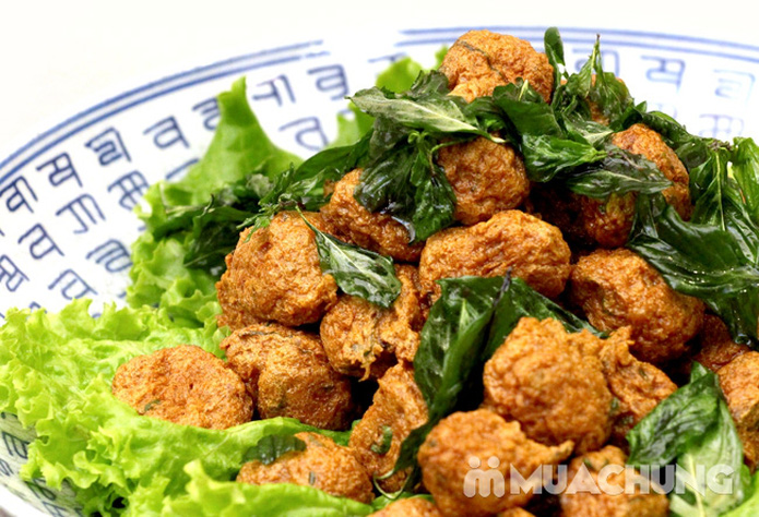 Buffet tối kiểu Thái - Nhà hàng Con Voi Vàng - 5