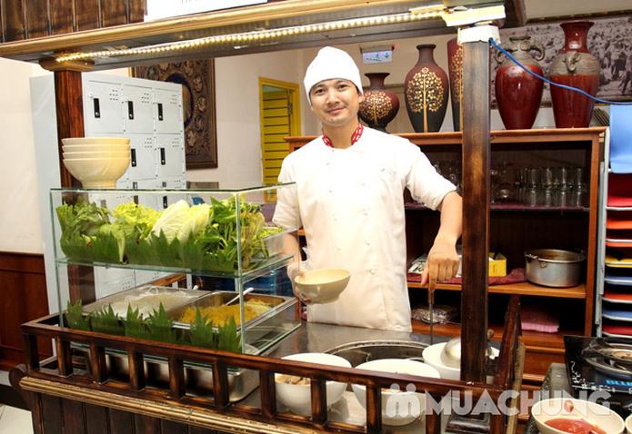 Buffet tối kiểu Thái - Nhà hàng Con Voi Vàng - 9