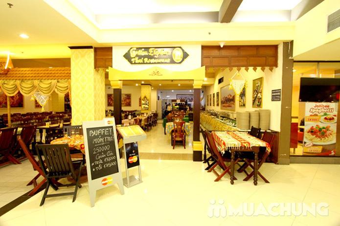 Buffet tối kiểu Thái - Nhà hàng Con Voi Vàng - 15