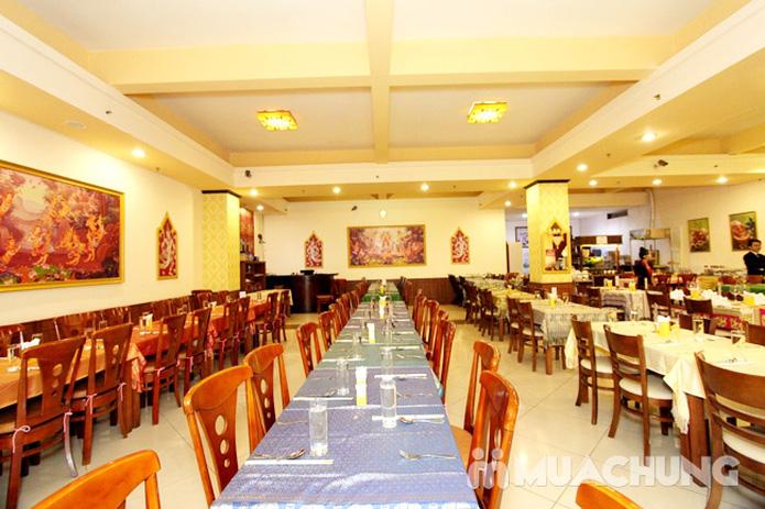 Buffet tối kiểu Thái - Nhà hàng Con Voi Vàng - 12