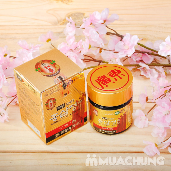 Hộp 3 lọ cao hồng sâm Kwang Dong 6 năm  - 4