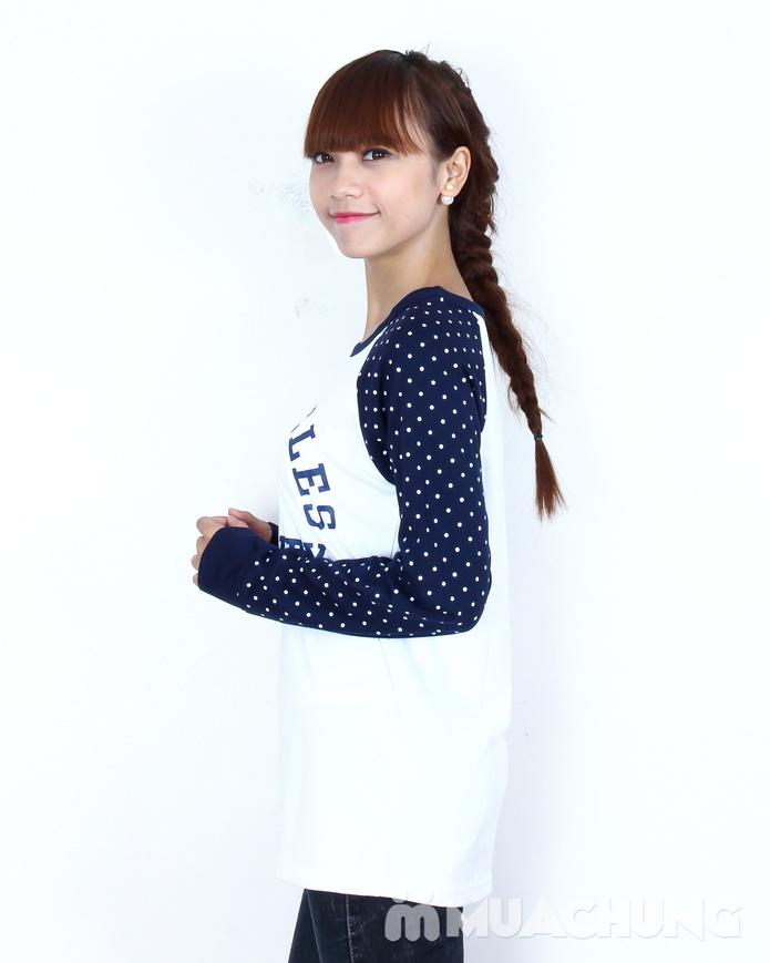 áo phông nữ có chữ - 2