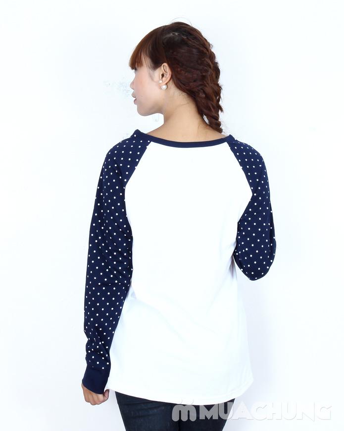 áo phông nữ có chữ - 3
