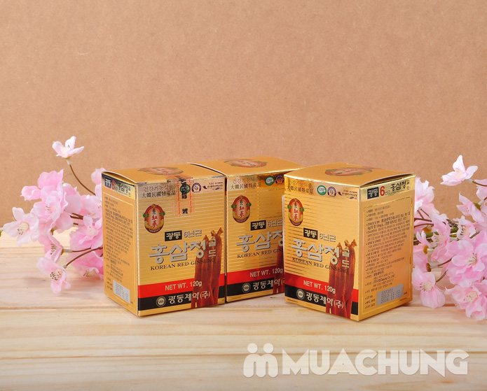 Hộp 3 lọ cao hồng sâm Kwang Dong 6 năm  - 3