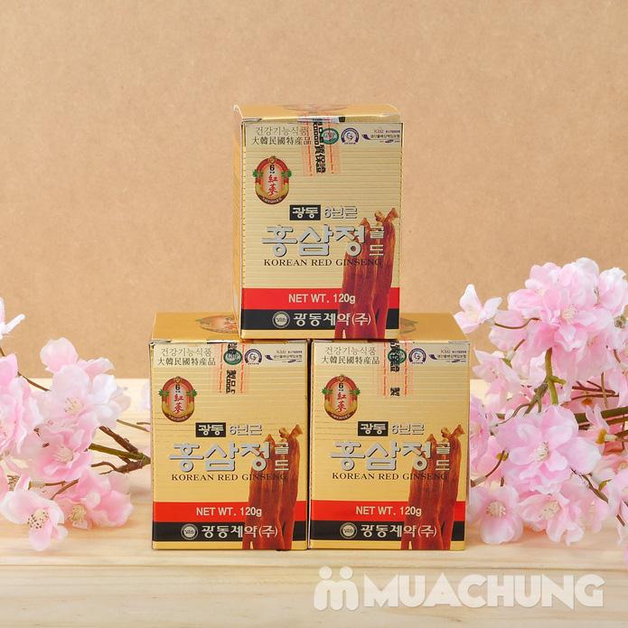Hộp 3 lọ cao hồng sâm Kwang Dong 6 năm  - 8