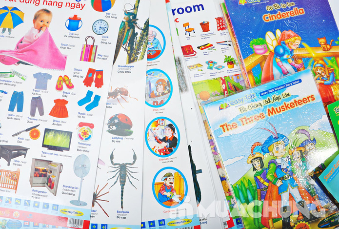 Bút học tiếng Anh thần kì cho bé - 12