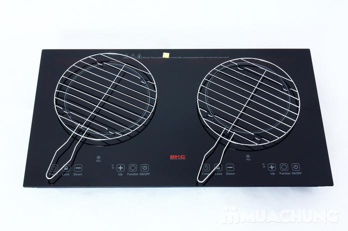 Bếp hồng ngoại đôi (mã BHC-451D) - 1
