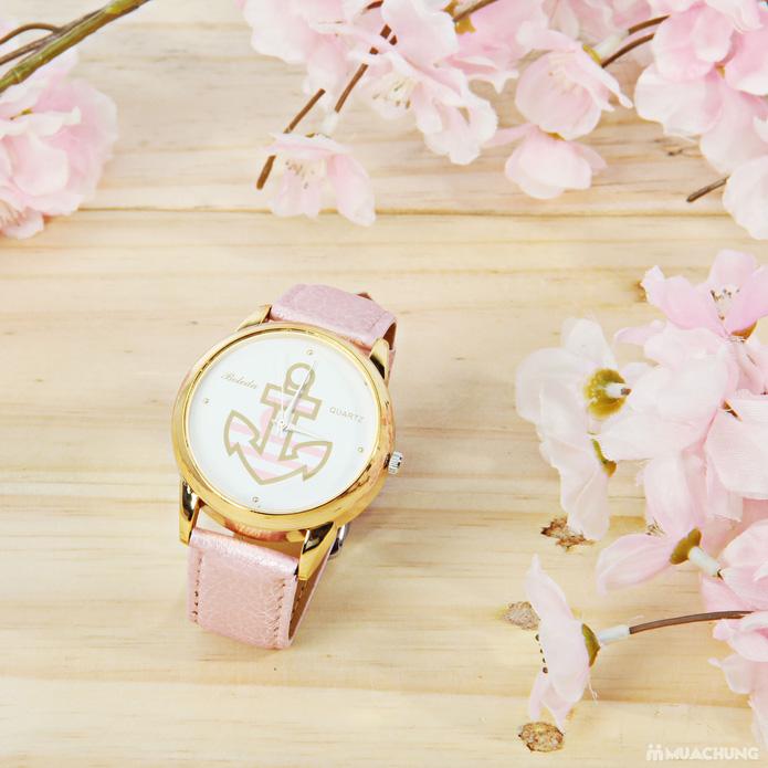 Đồng hồ hình mỏ neo - 3