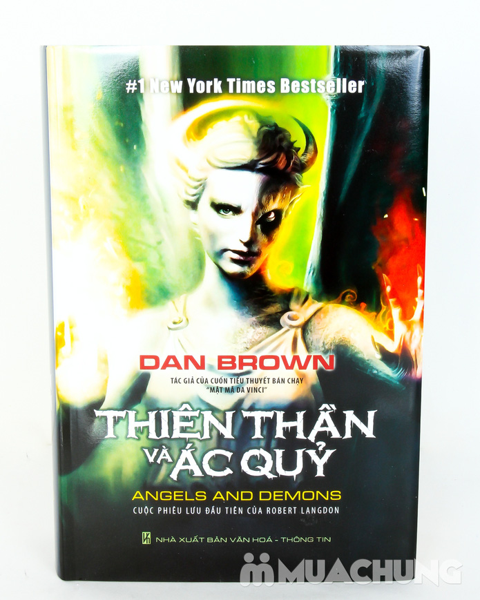 Thiên thần và ác quỷ - Dawn Brown - 1