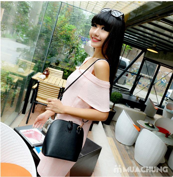 Túi đeo chéo phong cách Hàn Quốc - 14