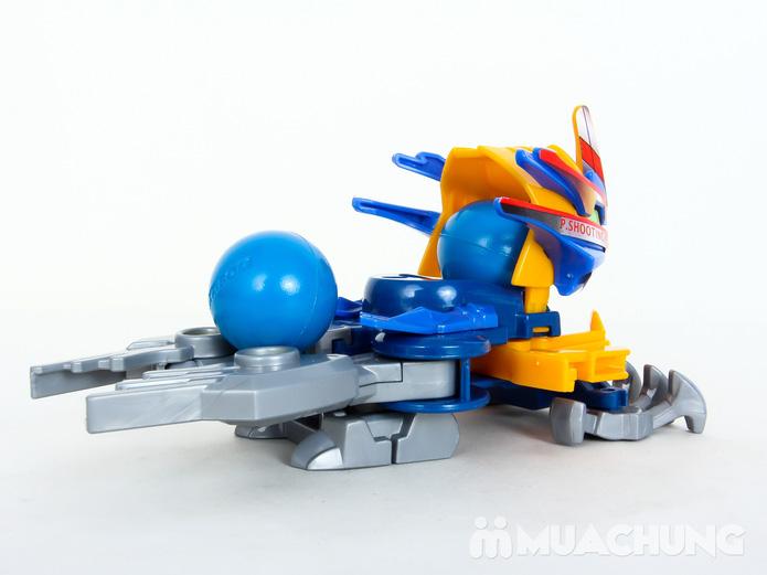Robot đẩy bóng Pinball - 1