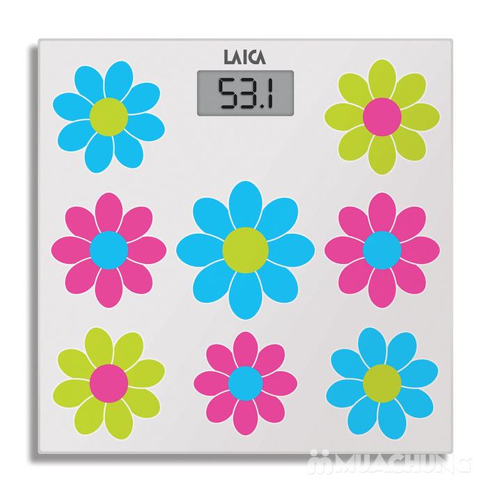 Cân sức khỏe LAICA PS1050 - Sắc màu Italy - 2