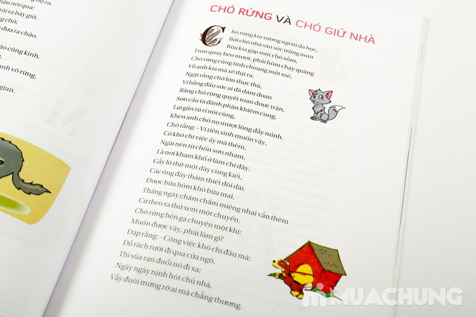 Truyện thơ ngụ ngôn - 10