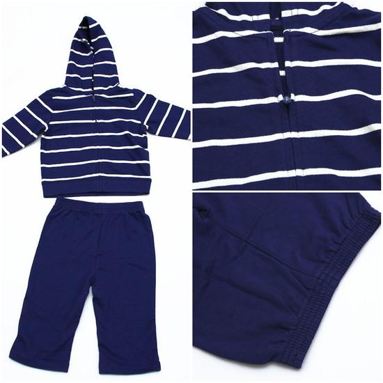 Bộ quần áo cotton dài tay cho bé ( Made in VN) -Chỉ với 85.000đ