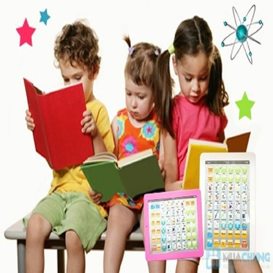 Ipad đồ chơi - Kích thích khả năng nhận diện, ghi nhớ chữ và số bằng tiếng Anh cho bé - Chỉ 98.000đ/01 bộ
