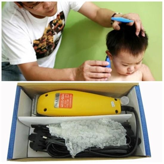 Tông đơ cắt tóc thuận tiện cho cả gia đình bạn - Chỉ 160.000đ