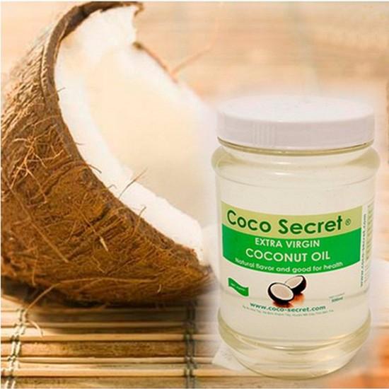 Dầu dừa Coco Secret 500ml - Chỉ 99.000đ