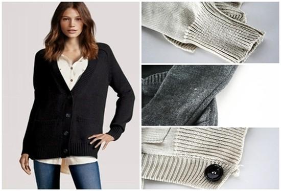 Áo len dáng dài - Ấm áp và cực kỳ thời trang - Chỉ với 155.000đ