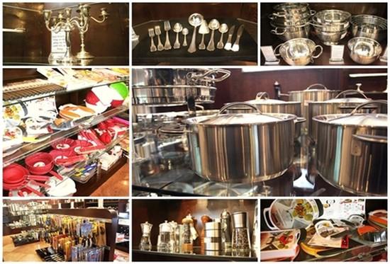 Thỏa sức mua sắm đồ dùng cho nhà bếp (Nồi, chảo, Dụng cụ làm bánh...) tại Siêu thị RicMart - Chỉ với 140.000đ được phiếu trị giá 200.000đ