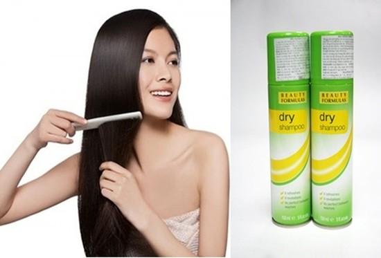 Dầu gội khô Beauty Formulas - Dễ dàng làm sạch và chăm sóc tóc - Chỉ 60.000đ/01 chai