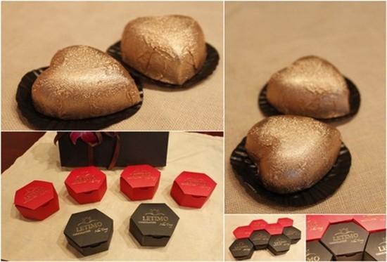 Chocolate Bỉ nguyên chất cho ngày lễ Thánh Valentine thêm đậm đà, say đắm - Chỉ 44.000đ