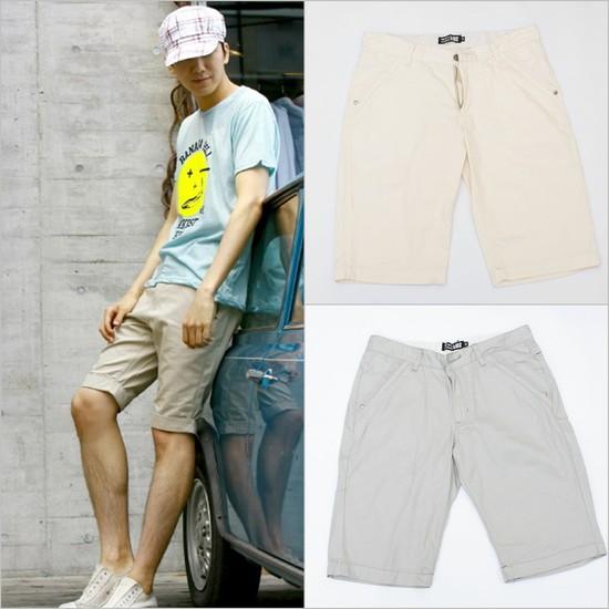 quần sooc kaki cho nam ngày hè