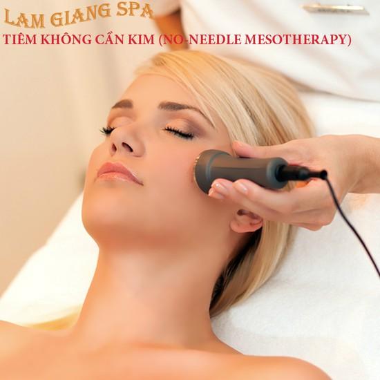 Trắng sáng da và điều trị mụn với công nghệ hiện đại nhất tại Lam Giang Spa