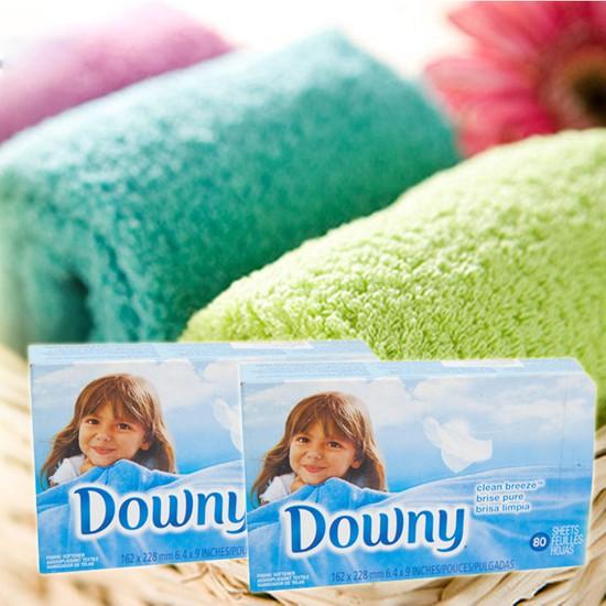 Giấy thơm quần áo tẩm hương Downy - Chỉ 115.000đ/01 hộp