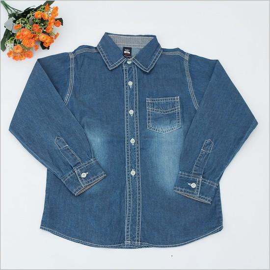 áo bò hàng xuất khẩu cho bé trai ( Size 8 đến 12 tuổi )