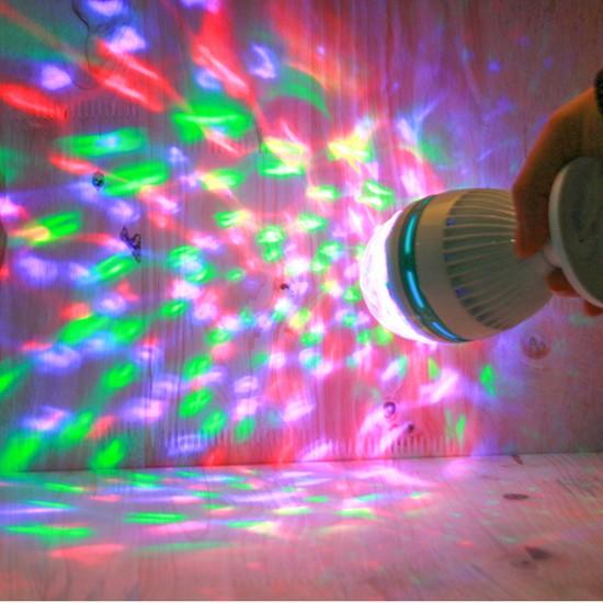 Đèn led nhiều màu sắc
