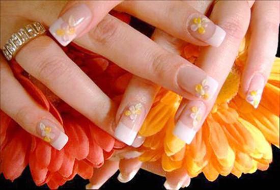 Bộ 10 miếng decal dán trang trí móng tay 3D, hoa văn xinh xắn, tô điểm cho đôi tay xinh - Chỉ 55.000đ