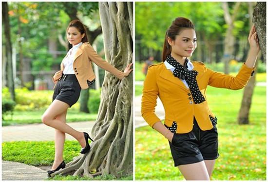 Áo vest thời trang nữ - Trẻ trung và năng động cho bạn gái - Chỉ 230.000đ/ 1 chiếc