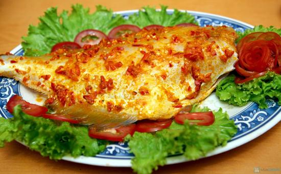 Set ăn hải sản cho 4 người nhà hàng Trúc Xinh - 3