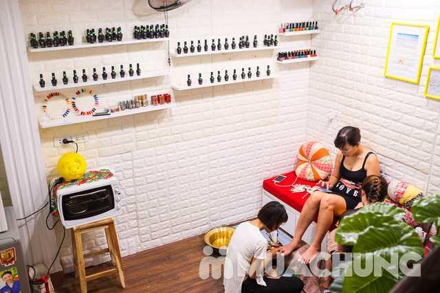 Voucher sơn sửa móng tay hoặc chân tại Maison Nail - 10