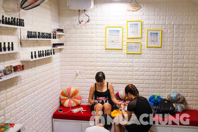 Voucher sơn sửa móng tay hoặc chân tại Maison Nail - 12