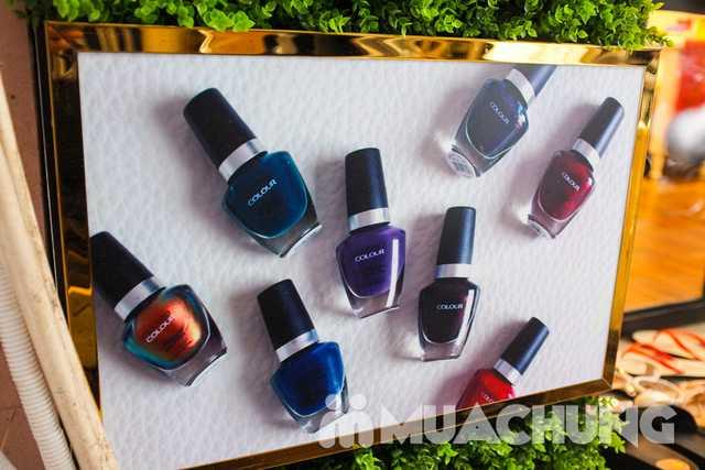 Voucher sơn sửa móng tay hoặc chân tại Maison Nail - 8