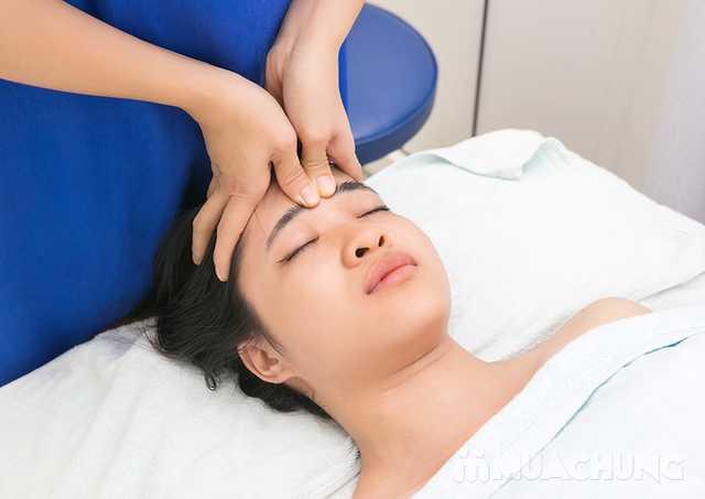 Massage cổ vai gáy thư giãn với tinh dầu Lavender Lavender AHA Salon & Spa - 10