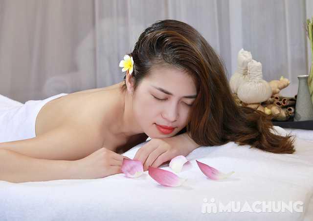 Massage cổ vai gáy thư giãn với tinh dầu Lavender Lavender AHA Salon & Spa - 5