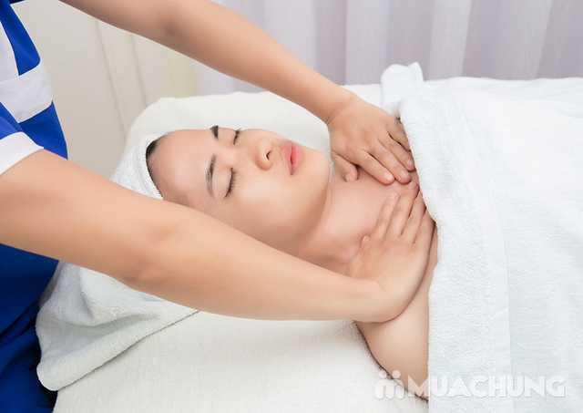 Massage cổ vai gáy thư giãn với tinh dầu Lavender Lavender AHA Salon & Spa - 7