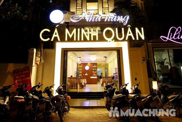 Set cá lăng/cá tầm bổ dưỡng siêu hấp dẫn cho 6N Nhà hàng Cá Minh Quân - 1