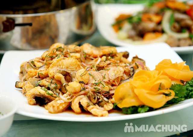 Set cá lăng/cá tầm bổ dưỡng siêu hấp dẫn cho 6N Nhà hàng Cá Minh Quân - 14