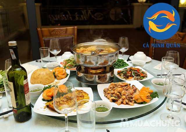 Set cá lăng/cá tầm bổ dưỡng siêu hấp dẫn cho 6N Nhà hàng Cá Minh Quân - 8