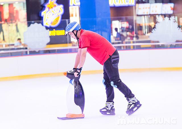 Vé trượt băng người lớn tại sân trượt Vincom - 7