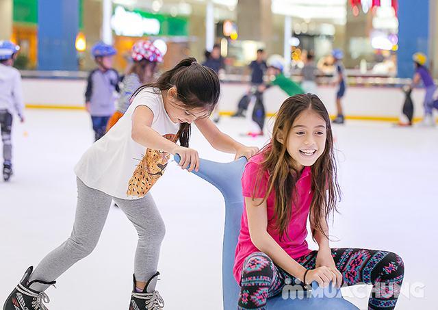 Vé trượt băng người lớn tại sân trượt Vincom - 14