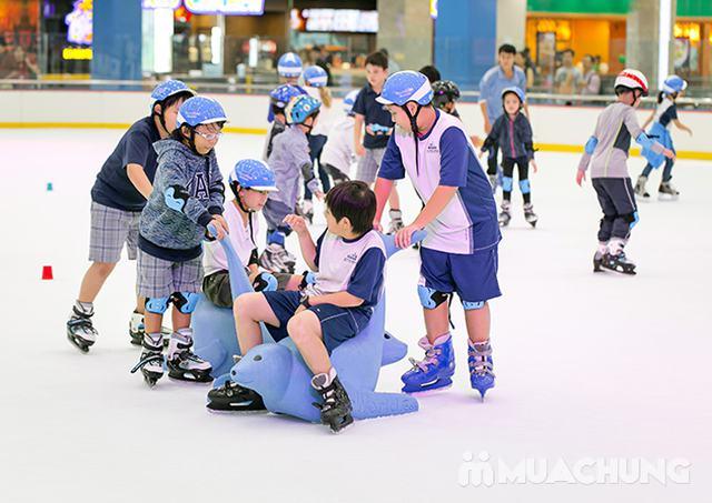 Vé trượt băng người lớn tại sân trượt Vincom - 16