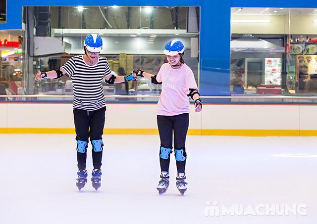 Vé trượt băng người lớn tại sân trượt Vincom - 6