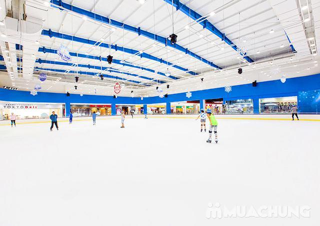 Vé trượt băng người lớn tại sân trượt Vincom - 12