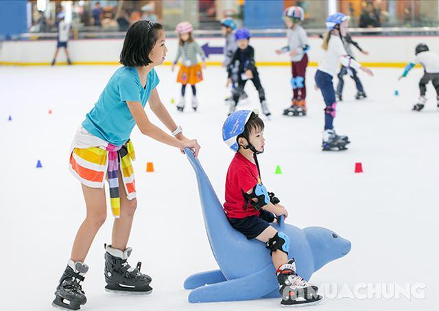 Vé trượt băng người lớn tại sân trượt Vincom - 22