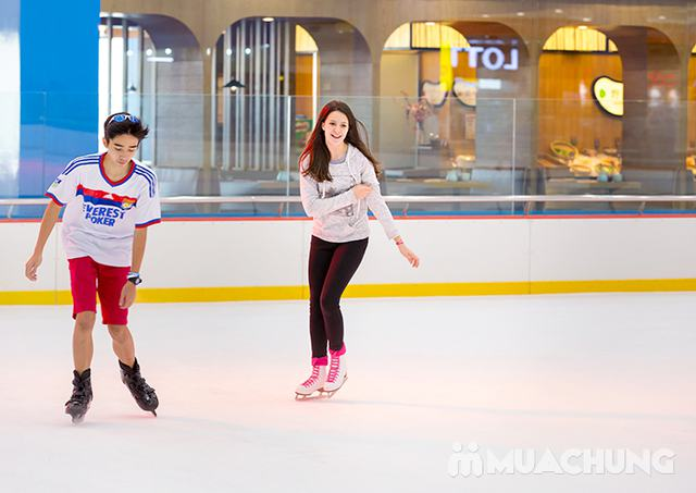 Vé trượt băng người lớn tại sân trượt Vincom - 4